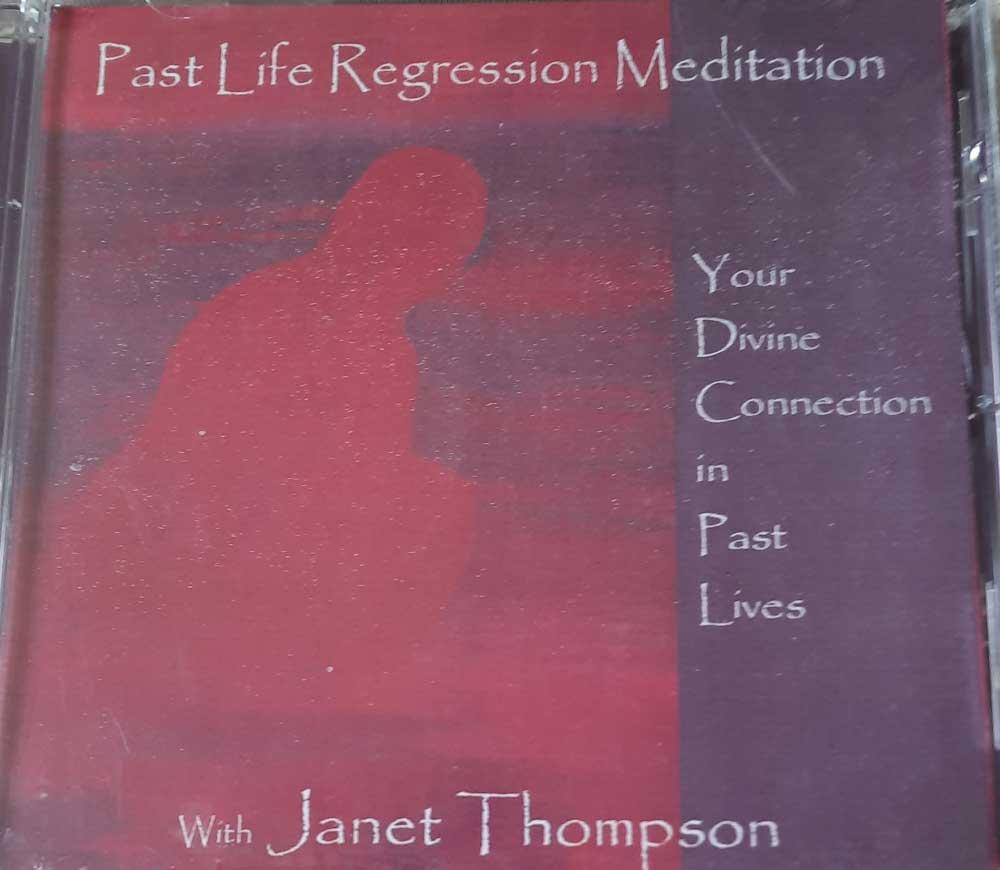 cd - past life regression meditation